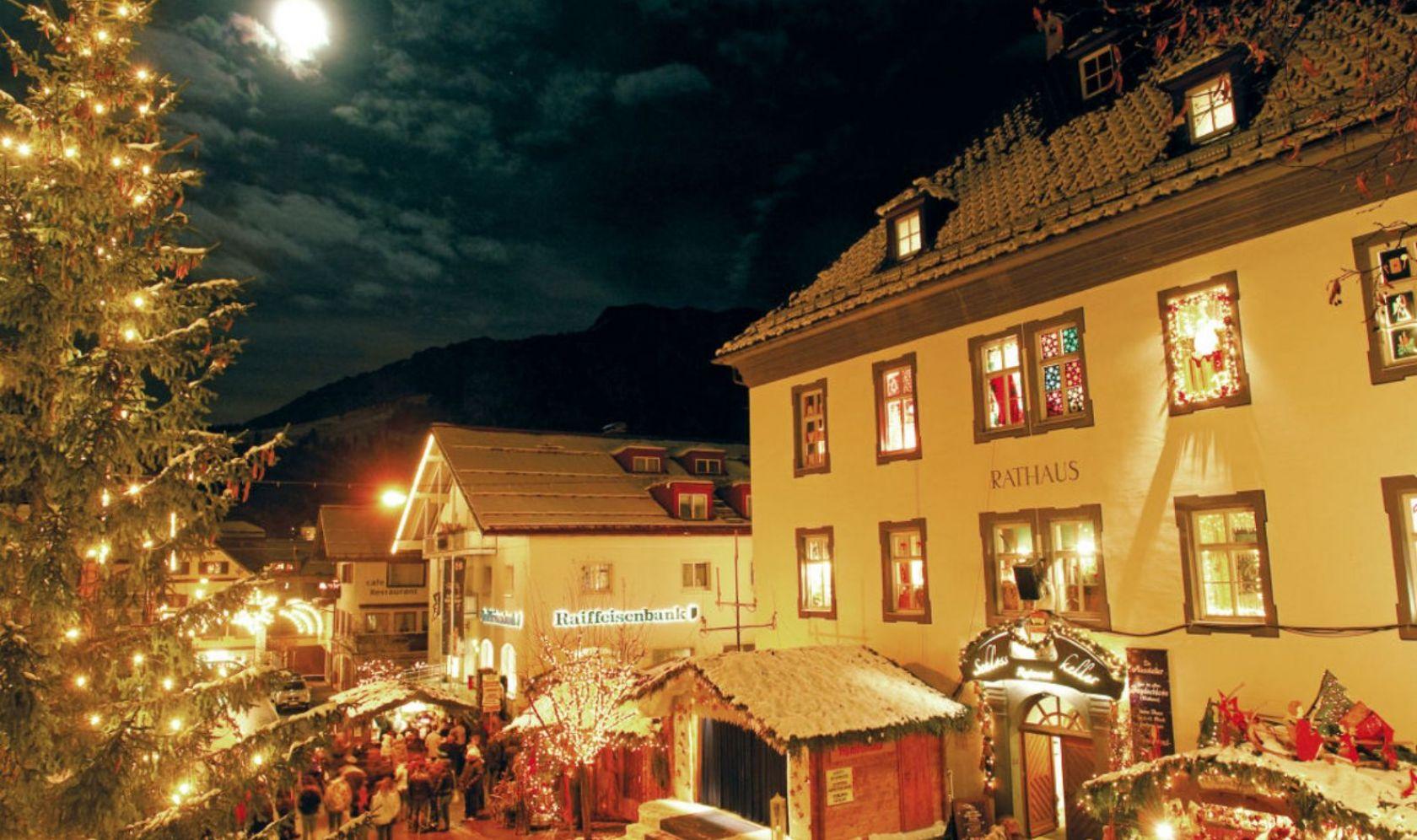 Bad Hindelang Weihnachtsmarkt.Angebote Arrangements Naturlich Hindelang